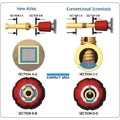 Conexiones altavoces Qed-3